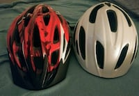 One men's, one women's Bicycle Helmet $15 for BOTH