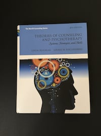 Theories of Counselling and Psychotherapy 4th edition Toronto, M1W