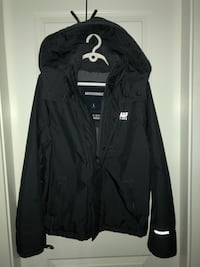 Men's Abercrombie all weather jacket - Large 3713 km