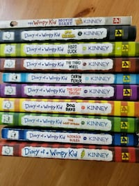 Diary of a Wimpy Kid Books!  Loganville, 30052