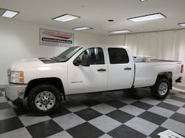 2013 Chevrolet Silverado 3500HD 4X4 Work Truck