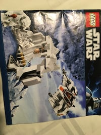 Lego star wars hoth wampa cave New Market, 21774
