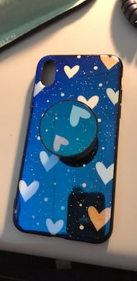 I Phone  X Phone Case with Pop socket  Raleigh, 27610