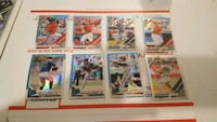 2019 Donruss optic Prizm lot of 8 Jessup, 20794