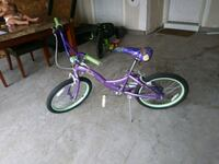 Girl's purple bicycle Ashburn, 20147
