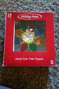 LED tree topper Vancouver, 98661