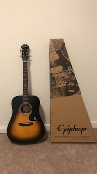 acoustic guitar Fairfax, 22031