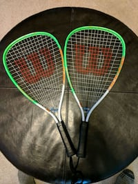 Racquetball rackets McCordsville, 46055