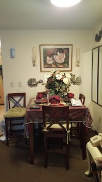 Dinning Room Set (Chairs & Table) Rock Hill