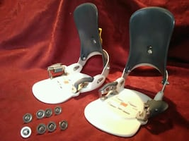Snowboard Bindings (Switch)