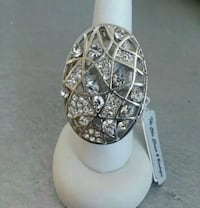 Brand-new rhinestone boutique ring Saint Cloud, 56303