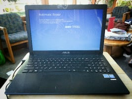 "ASUS Laptop 15"" 320GB 4GB RAM"