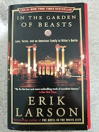 In the garden of beasts by erik larson book Alexandria, 22303