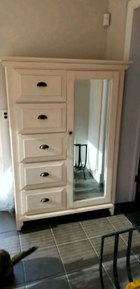 white wooden cabinet with drawer 29 mi