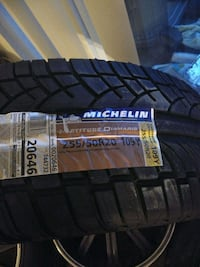 Brand new never been used tires and rim Maryland