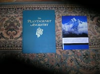 Two Rare Ancestry Research Books Springfield