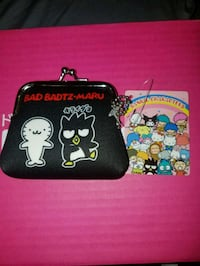 Badtz-maru coin purse