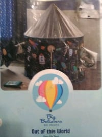 Pop up tent for kids