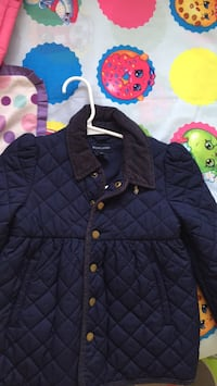 black and blue bubble jacket Baltimore, 21229
