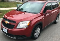 2012 Chevrolet orlando / drives excellent in snow!! Toronto