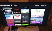 "TV 43"" (SHARP) HD 1080P SMART ROKU TV + EXTENDED 3 YEAR WARRANTY INCLUDED Kitchener, N2G 3M7"