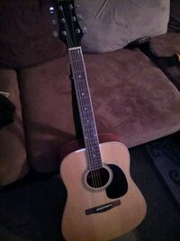 Accustic Guitar (Mitchell)