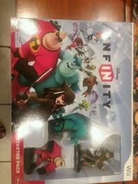 Disney infinity starter pack for wii Woodbridge, 22193