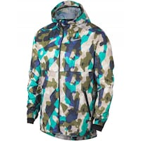 Nike JUST DO IT Camo  Jacket in 6 diff languages Falls Church, 22041