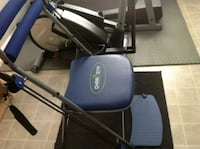 Chair gym Brand new - black available Laguna Niguel, 92677