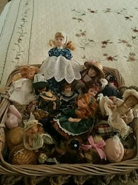 Porcelain Collectable Dolls Manassas, 20110