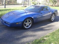 Chevrolet Corvette 1987 Ansonia