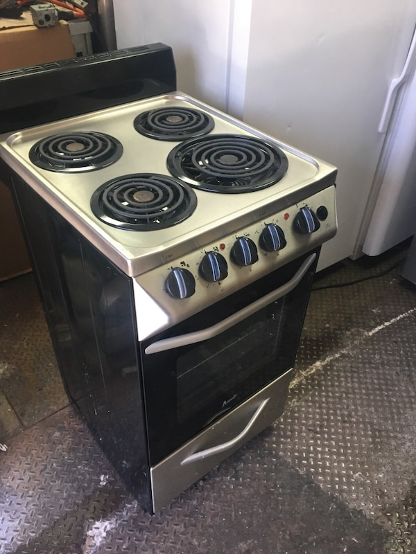 Used Avanti 20 Inch Electric Stove For In New York