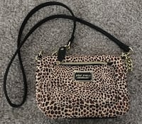 Betsey Johnson Leopard Print Crossbody Bag Austin, 78726