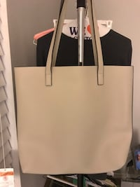 Gray tote bag 25 km