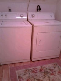 white washer and dryer set Wilmington, 28405