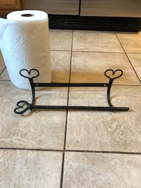 Cast Iron Paper Towel Holder Lorain, 15902