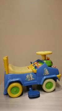ANIMATED RIDE-ON TOY for TOTS (please see all photos) - firm price.