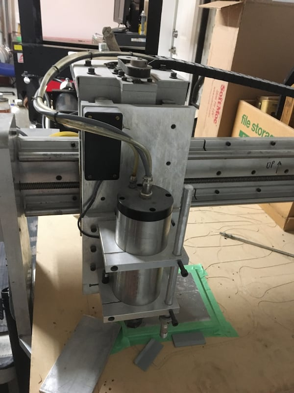 CNC router Table 48096bff-fb0c-4787-b3a9-08d85b77ade1