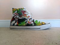 Brand New DC Comics Superman Converse Chuck Taylor All Star Shoes Brampton, L6R 2L1