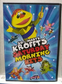 Sid and Marty Kroft's Saturday Morning Hits