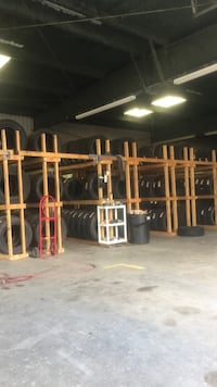 Assorted tire sizes 42 per tire mounted and balanced Houma, 70363