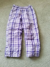 Girl's snow pants size 7-8 Frederick, 21704