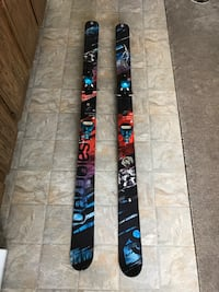 Salomon El Dictators 194cm w/ bindings 3125 km