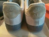 white-and-brown Nike Air Force 1 low-top sneakers with box Houston, 77002