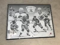 Molson cup poster with black frame Winnipeg, R3Y 0C5