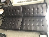Reclinable faux leather chair Silver Spring