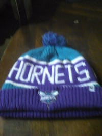 blue and white knit cap Fayetteville, 28306