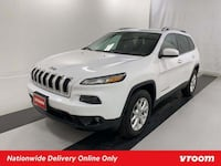 2016 Jeep Cherokee Bright White Clearcoat hatchback