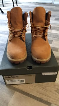 6in  Wheat Tims  size 10 Laurel, 20708
