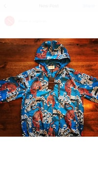 Real Gucci jacket  St Catharines, L2M 3E8